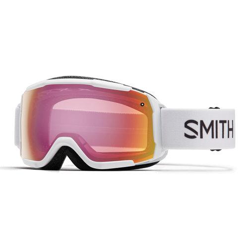 SMITH SMITH GROM (19/20) WHITE-RED SENSOR MIRROR