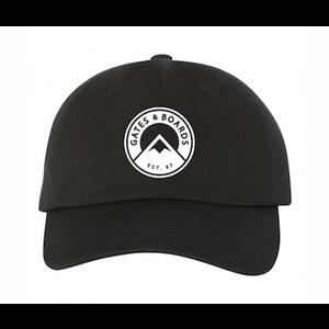 Bula G&B/STL DAD HAT - BLACK *Final Sale*