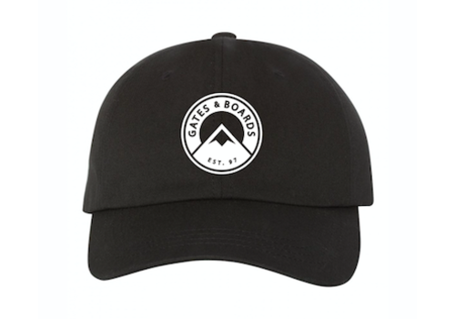 BULA G&B/STL DAD HAT - BLACK
