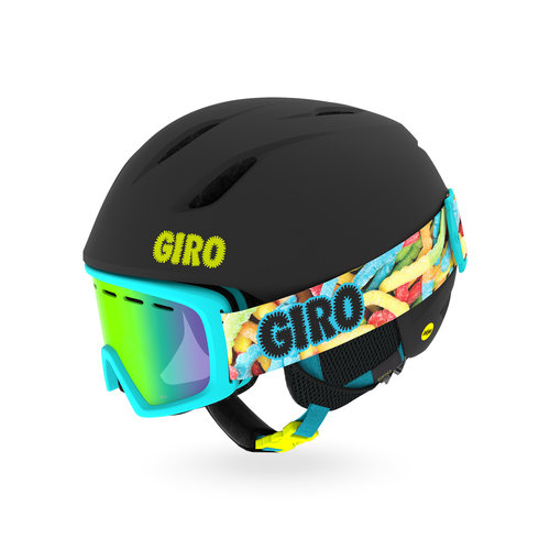 GIRO GIRO LAUNCH CP (19/20) MAT BLACK SWEET TOOTH