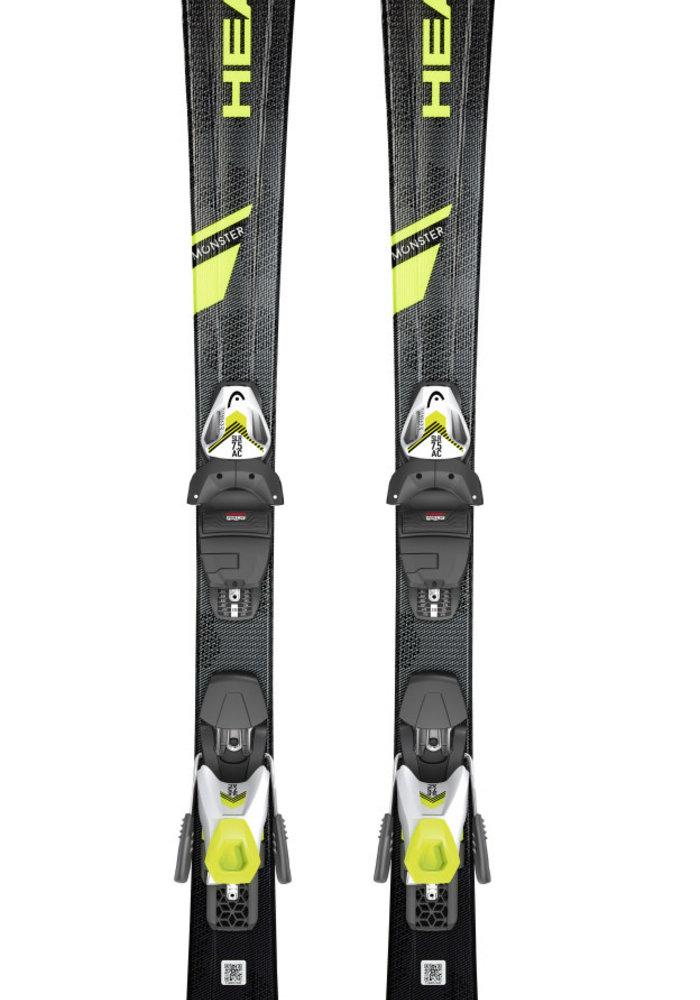 HEAD MONSTER SLR II PRO - SLR 4.5 GW AC BRAKE 80 [I] (19/20)