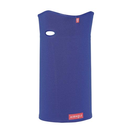 AIRHOLE Airhole Airtube Ergo - Drytech - Royal Blue Facemask - (17/18)