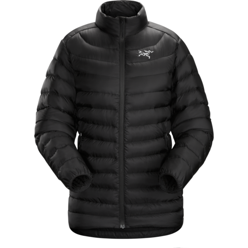 Arcteryx Arc'Teryx Cerium Lt Jacket Womens (20/21) Black *Final Sale*