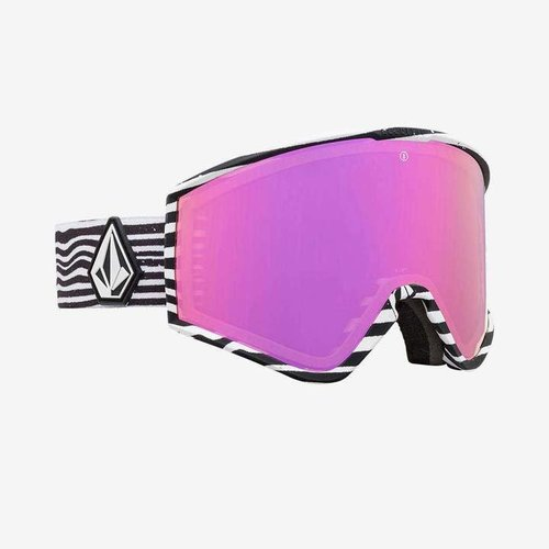 ELECTRIC ELECTRIC KLEVELAND VOLCOM -BROSE/PINK CHROME+YELLOW   (BRPC) (19/20)