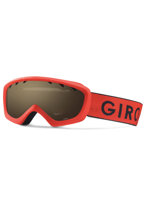 GIRO GIRO CHICO RED/BLACK ZOOM-AR40 (19/20)