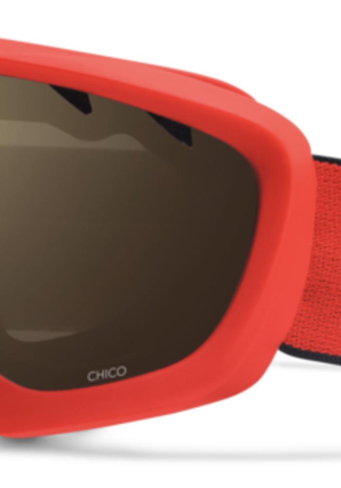 GIRO CHICO RED/BLACK ZOOM-AR40 (19/20)