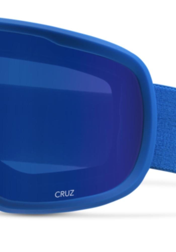 GIRO CRUZ BLUE WORDMARK-GRY CBT (19/20)