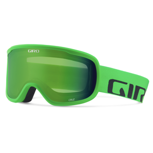 GIRO GIRO CRUZ BRIGHT GREEN WORDMARK-LDN GRN (19/20)