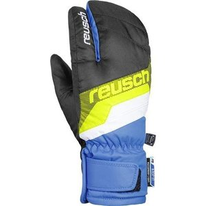REUSCH REUSCH REUSCH DARIO R-TEX® XT LOBSTER (19/20) 7760 BLACK / BRILLIANT BLUE