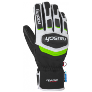 REUSCH REUSCH REUSCH RACE TRAINING R-TEX® XT  (19/20) 747 BLACK / WHITE / NEON GREEN