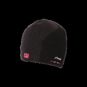 PHENIX PHENIX NORWAY ALPINE TEAM WATCH CAP W/BADGES (19/20) BK