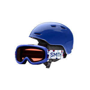 SMITH SMITH ZOOM JR. / GAMBLER COMBO (19/20) BLUE