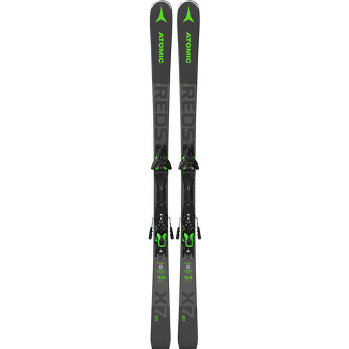 Atomic Atomic Redster X7 Wb Green + F 12 Gw (20/21) Grey Green *Final Sale*