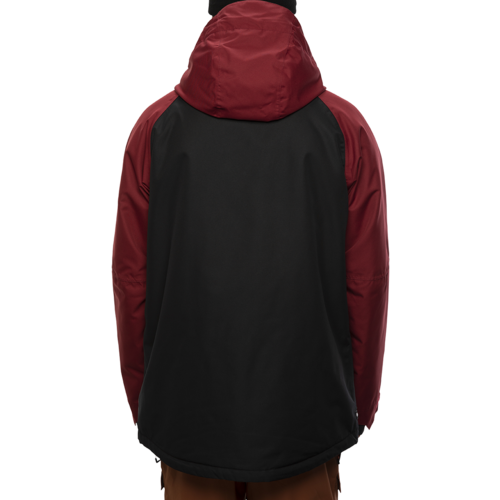 686 686 Men's Geo Insulated Jacket (20/21) OXBLOOD CLRBLK-OXBL