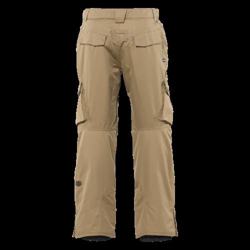 686 686 Men's Infinity Insulated Cargo Pant (20/21) KHAKI-KHA