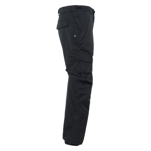 686 686 Men's Infinity Insulated Cargo Pant (20/21) BLACK-BLK