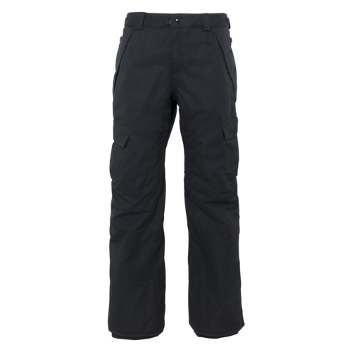 686 686 Men's Infinity Insulated Cargo Pant (20/21) BLACK-BLK *Final Sale*