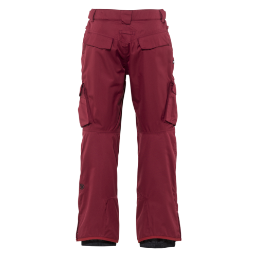 686 686 Men's Infinity Insulated Cargo Pant (20/21) OXBLOOD-OXBL