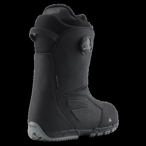 Burton Burton Mens Ruler Boa Boot (20/21) Black-001 *Final Sale*