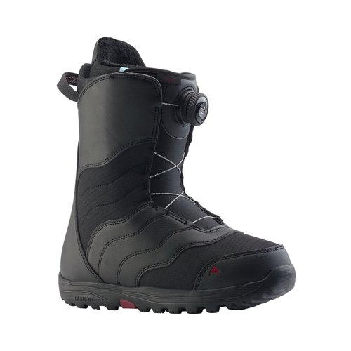 BURTON Burton Womens Mint Boa Boot (20/21) Black-001