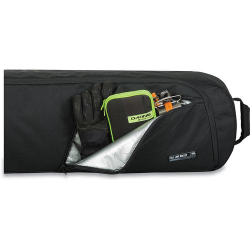 DAKINE Dakine Fall Line Ski Roller Bag (20/21) Black