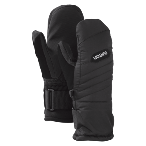 BURTON Burton Kids Support Mitten (20/21) True Black-002