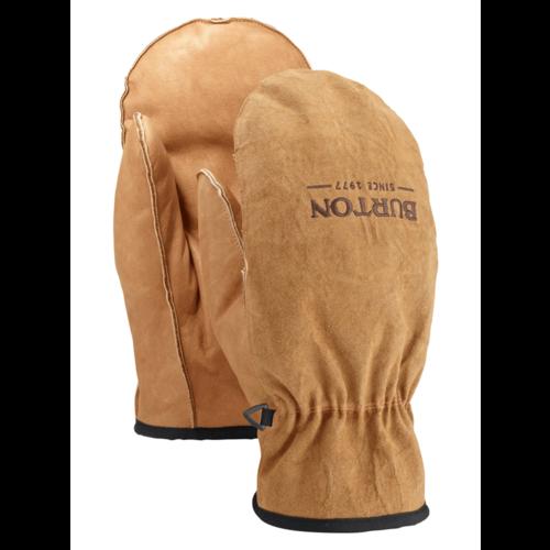 BURTON Burton Work Horse Leather Mitten (20/21) Raw Hide-200