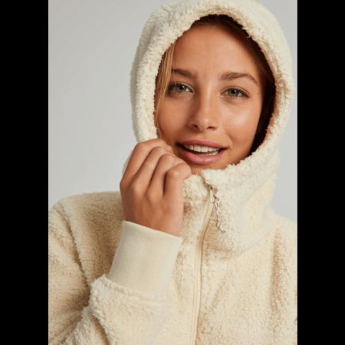 Burton Burton Womens Minxy Fleece (20/21) Crème Brûlée Sherpa-251 *Final Sale*