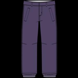 Burton Burton Girls Sweetart Pant (20/21) Parachute Purple-500 *Final Sale*
