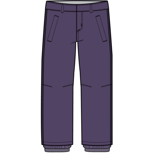 BURTON Burton Girls Sweetart Pant (20/21) Parachute Purple-500
