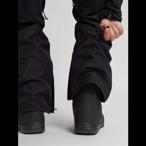 BURTON Burton Mens Gore‑Tex Ballast Pant (20/21) True Black-001