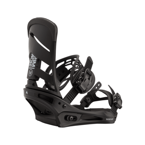 BURTON Burton Mens Mission Re:Flex Binding (20/21) Black-001