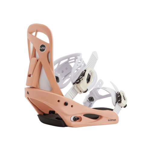 BURTON Burton Womens Scribe Re:Flex Binding (20/21) Coral-600