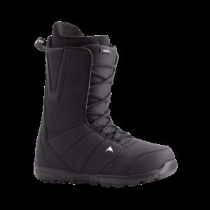 Burton Burton Mens Moto Lace Boot (20/21) Black-001 *Final Sale*