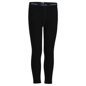 Icebreaker Icebreaker Kids 260 Tech Leggings (20/21) Black-1 *Final Sale*