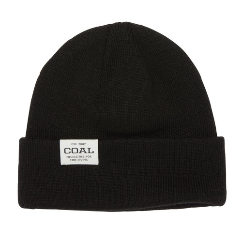 COAL Coal The Uniform Low (20/21) Solid Black OSFM