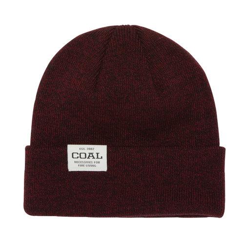 COAL Coal The Uniform Low (20/21) Dark Burgundy Marl OSFM