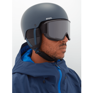 ANON Anon Raider 3 Helmet (20/21) Rogasch Blue-401