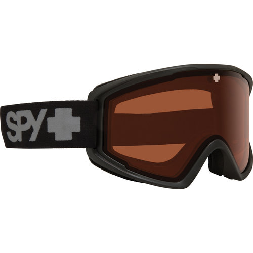 SPY Spy Crusher Elite Matte Black - Hd Ll Persimmon (20/21)