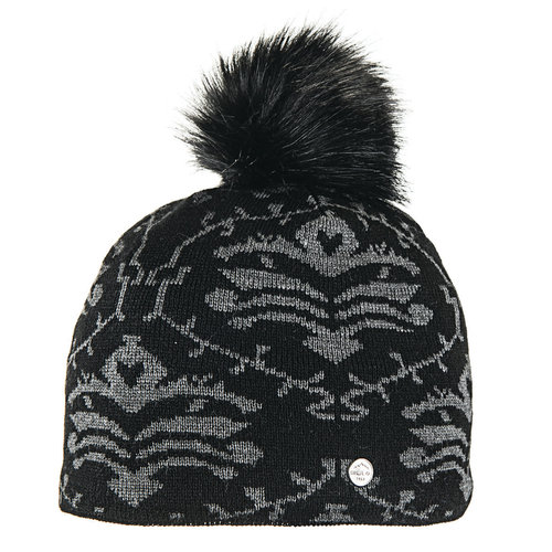 Bula Bula Livia Beanie (20/21) Black OS *Final Sale*