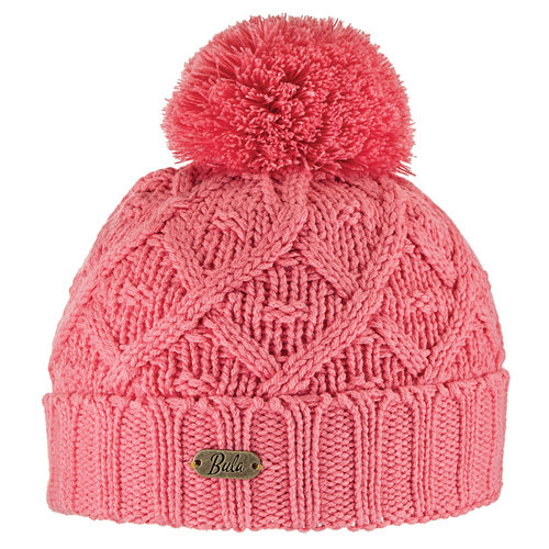 BULA Bula Taylor Beanie (20/21) Peach OS *Final Sale*