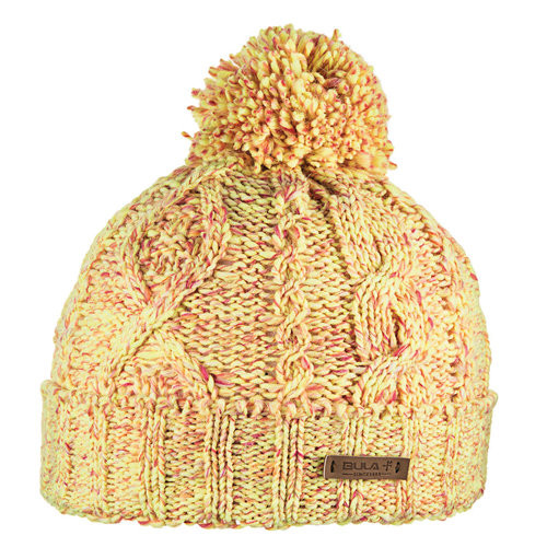 Bula Bula Isabelle Beanie (20/21) Yellow Mix OS *Final Sale*