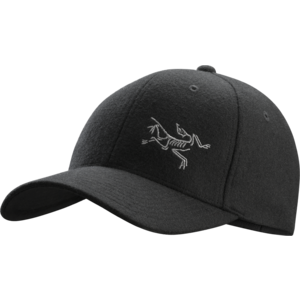 ARCTERYX Arc'Teryx Wool Ball Cap (20/21) Black Heather