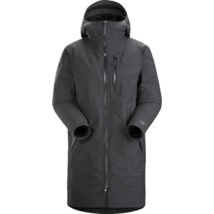 ARCTERYX Arc'Teryx Sensa Parka Womens (20/21) Black Heather *Final Sale*