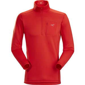 Arcteryx Arc'Teryx Rho Ar Zip Neck Mens (20/21) Dynasty *Final Sale*