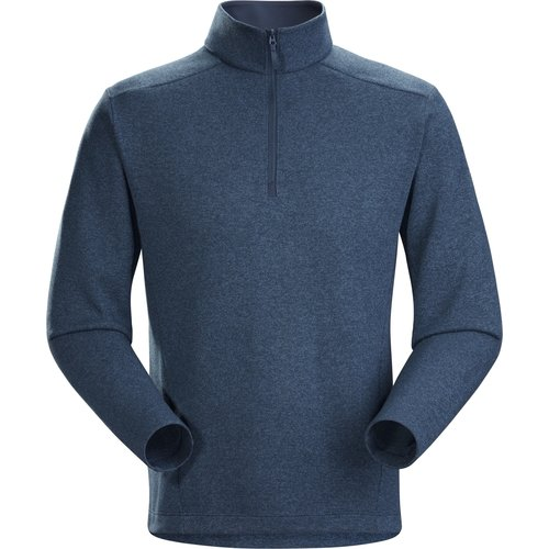 Arcteryx Arc'Teryx Covert Lt 1/2 Zip Mens (20/21) Cosmic Heather *Final Sale*