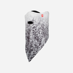 Airhole Airhole Facemask Standard 2 Layer (20/21) Snow Ghosts-Sngt *Final Sale*