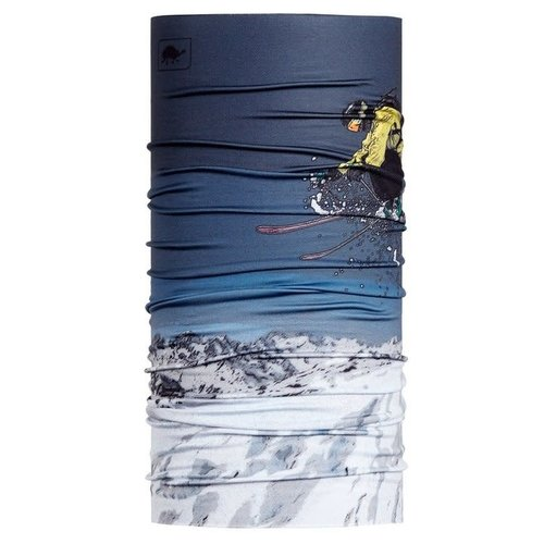TURTLE FUR Turtle Fur Youth Comfort Shell™ Totally Tubular™ - Limited Edition Print (20/21) Skier OS
