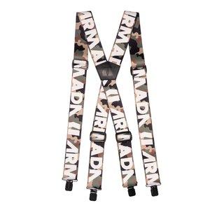 ARMADA Armada Stage Suspenders Camo (20/21) OSFA