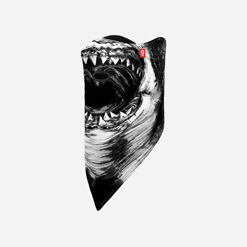 Airhole Airhole Facemask Standard 2 Layer (20/21) Jaws-Jaws *Final Sale*